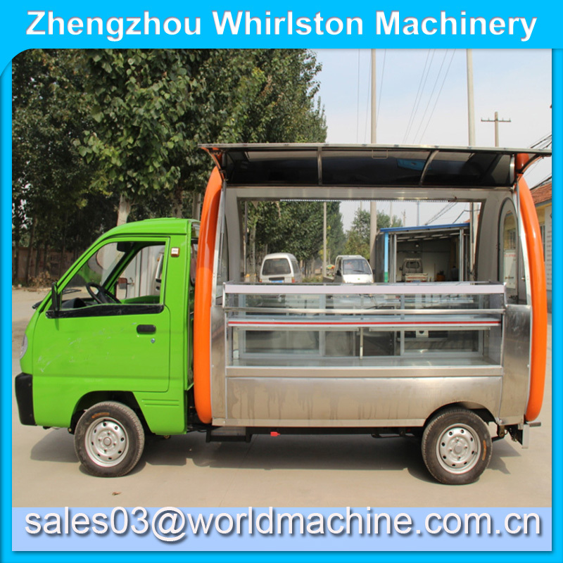 Buy food truck food truck design frozen food truck food for Camion snack occasion