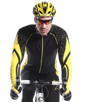 Team Breathable Cycling Jersey/Road Bicycle Clothes/GEL Pad Riding Bike Clothing