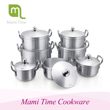 Stone cooking pots and pans