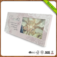 Hot sale MDF eco picture frame cheap wooden photo frame