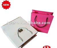 2012 New Luxury Shopping Paper Bags for Clothes