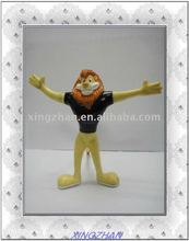 animal action figures of lion star