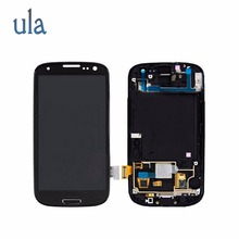 Mobile phone spare parts replacement lcd screen for samsung galaxy s3 i9300 lcd phone parts