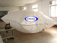 Qingdao Disposable 24000L flexi tank for bulk water in 20ft container