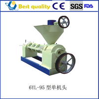 6YL-95 Small screw oil expeller / oil mill / oil press