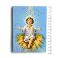 custom holy family children paper fridge magnet