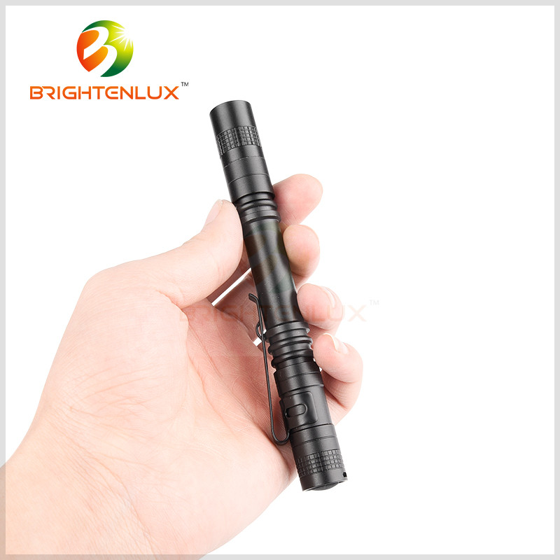 Wholesale led Pen Light Medical Doctors, High Power led Penlight Pocket Torch with Clip, Doctor Medical Pen Light Torch