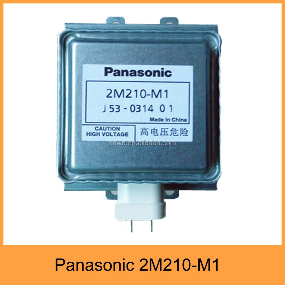 large stock hot sale panasonic 2m210-m1 magnetron