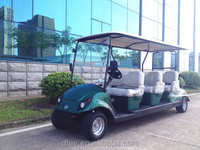 Electric Golf Cart Cheap 6 Seater Tourist Golf Car with EEC Certificate