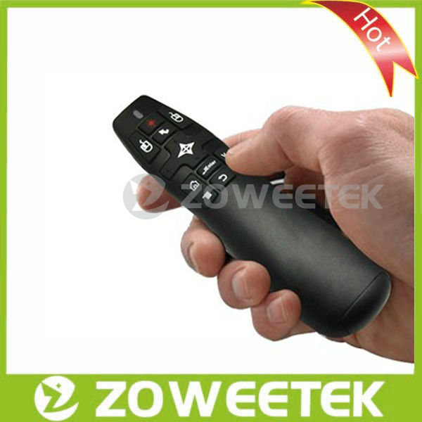 Fly Mouse Wireless Presentation 2.4GHz with Remote Control