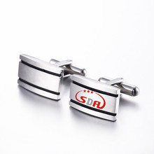 Fashion Stainless Steel Cufflinks For Men Excellent Designed Jewelry