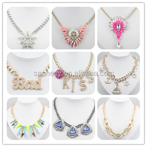 crystal heart costume jewelry