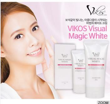 Beauty Care VIkos Visual Magic White Cream