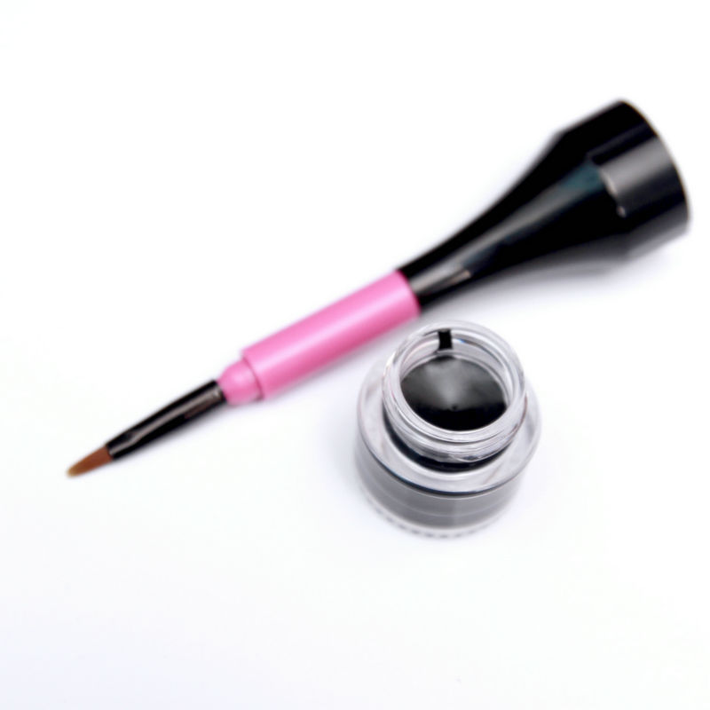waterproof private label eyebrow powder with brow brush