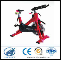 Commercial Upright Spin Bike PX70 Professional Sports Equipment