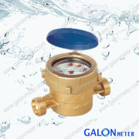 best price Wholesale Quality Guarantee single jet wet type water meter