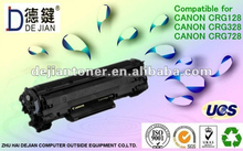 CAN CRG-128/ 326/ 328/ 726/ 728 compatible toner cartridge and premium toner cartridge with chip