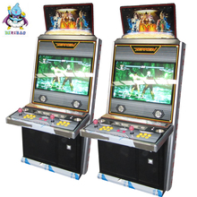 Hot Electric Arcade coin operated video Tekken 6 game machines for the amusement park