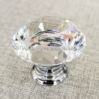 Temax crystal door handle