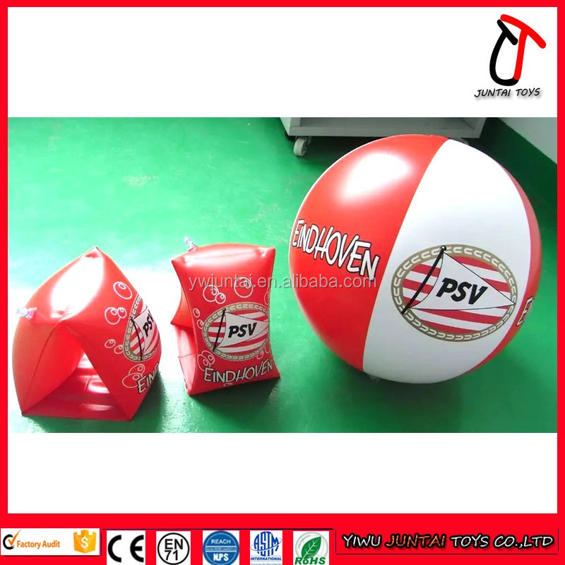 A large number of promotional gift custom all kinds of inflatable beach ball