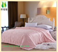 Chinese natural mulberry silk quilt for mom and daddy 200cm*230cm