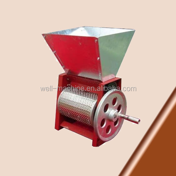Manual Cleaning Cocoa Bean Peeling Machine for Sale