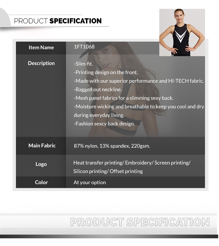Womens Custom Fashion Basic Neon Bodybuilding Sports Fitness Racerback Seamless Tank Tops for Sale