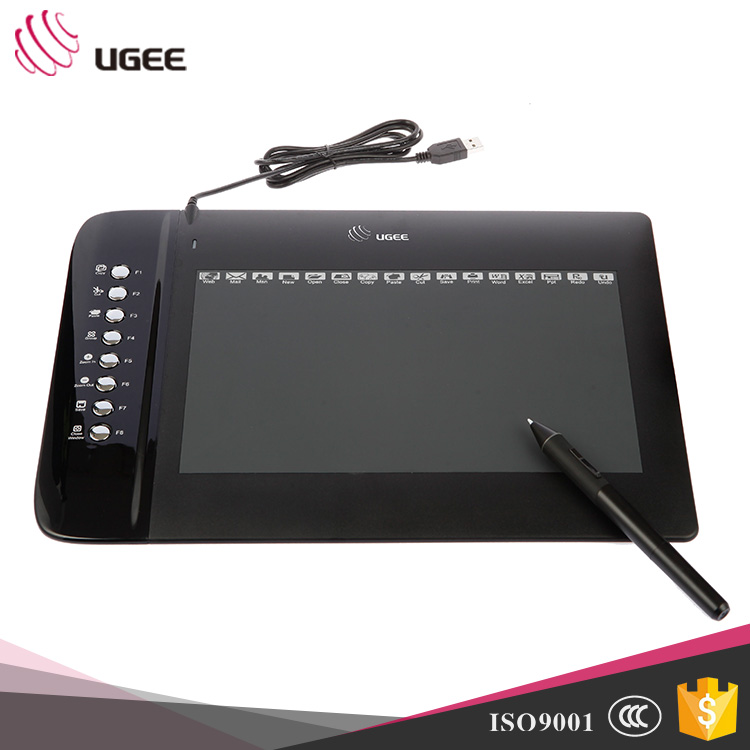 Ugee M1000L Art Design Graphics Drawing Tablet With 10 X 6 Inch Active Area