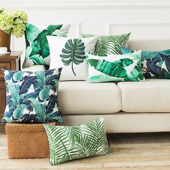 2017 Top Sale Digital Printing Cushions Home Decor Pillow