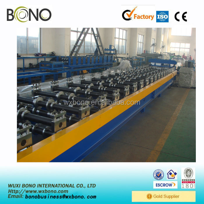 Glaze tile roll forming machine with auto stacker factory