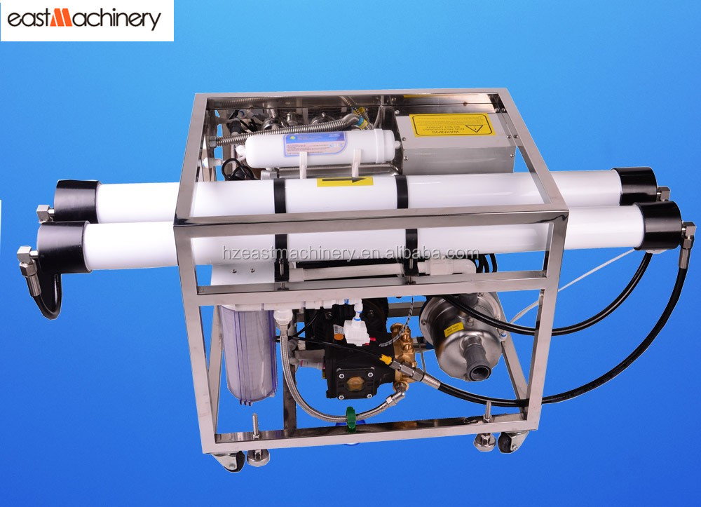 Hot-Selling Low Price Desalination Equipment / Ro Seawater Desalination 0.5T-2T/D
