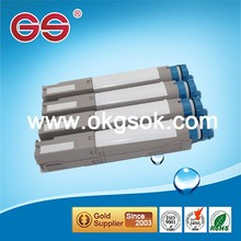 Compatible toner cartridge with reset chip for ki c3300/3530/3600