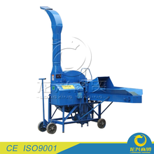 farm machinery 250kg/h grass shredder for goat cow pellet grass feed making