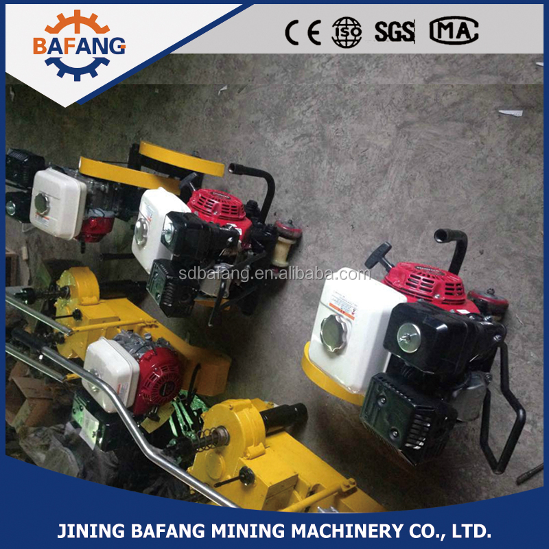 QG-400 Portable internal combustion rail cutting/sawing machine
