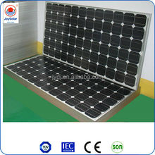 price of 100w solar panel/home solar system/monocrystalline solar cells for sale