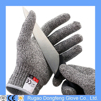 Anti Cut Work Gloves,FDA EN 388 Certifited Cut Protection Gloves