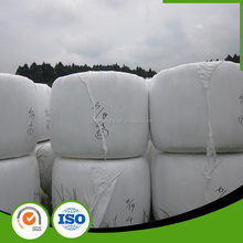 Anti UV PE Wrap Silage Bale Cover Grass Store