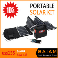 Hot selling mini solar power system for camping