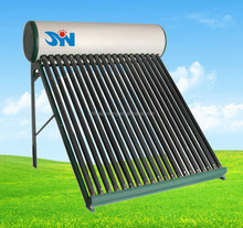 most common used and most economical solar water heater india