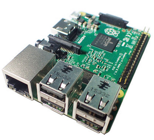 2018 Raspberry Pi 3 Model B 1G RAM Linux Wifi Board