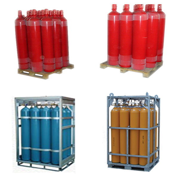 China 50L Medical Use Seamless Steel Oxygen Gas Cylinder
