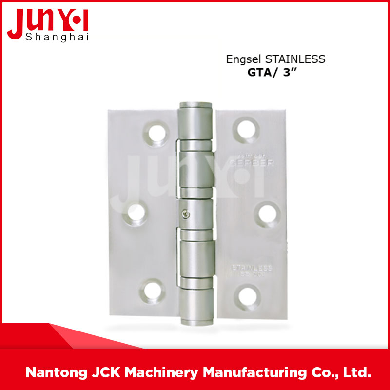 China Supplier sus304 stainless steel hinge of