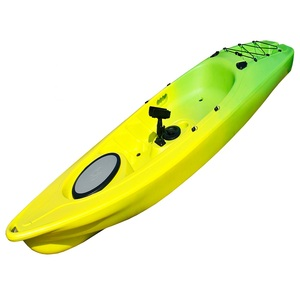 Cheap buy Plastic Experience Fishing Kayak Canoe Suitable for Mad river &Whitewater& Sea