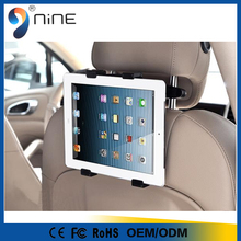 2016 Universal 360 Degree Rotating Car Headrest Mount For iPad