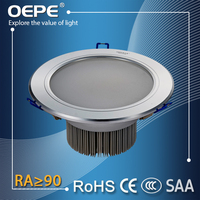 12W Led Ceiling Downlight Hole Saw 150mm