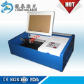 desktop 40W mobile phone screen Co2 laser cutting machine