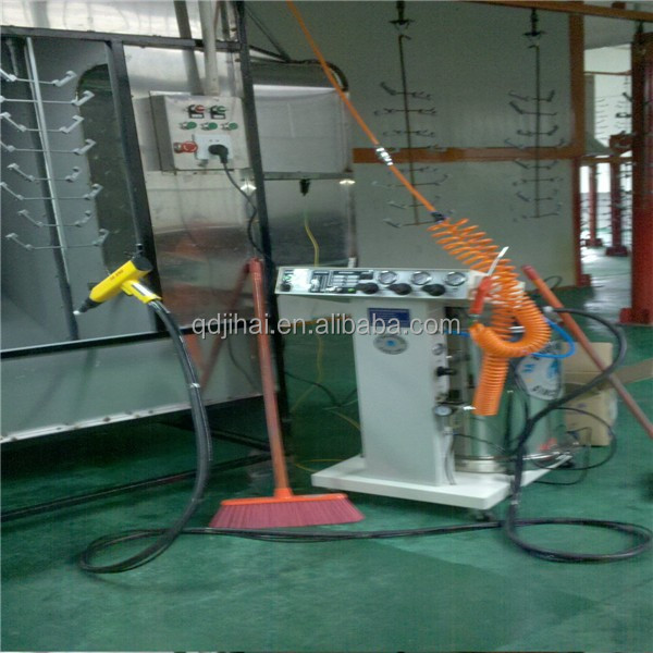 automatic powder coating line used paint spray equipment