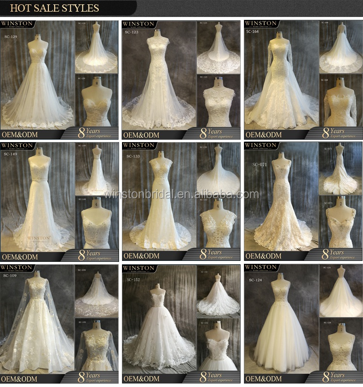 Best Quality Sales for free shipping worldwide wedding dress