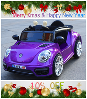2016 newest hot ride on toy car with remote control/electric children for gifts