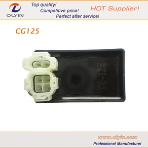 Motorcycle Parts, CG125 Motorcycle CDI Unit For Motorcycle